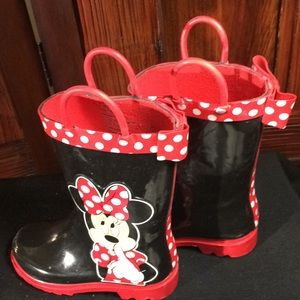 Disney Mickey Mouse Boots
